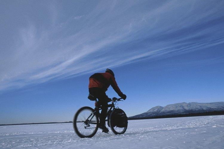 Las temperaturas congeladas requieren un equipo completo para mantener el calor y lidiar con la humedad.