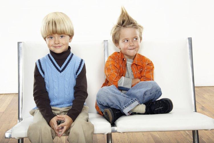 Los niños mayores podrían no tener paciencia para tratar con hermanos extremadamente jóvenes.