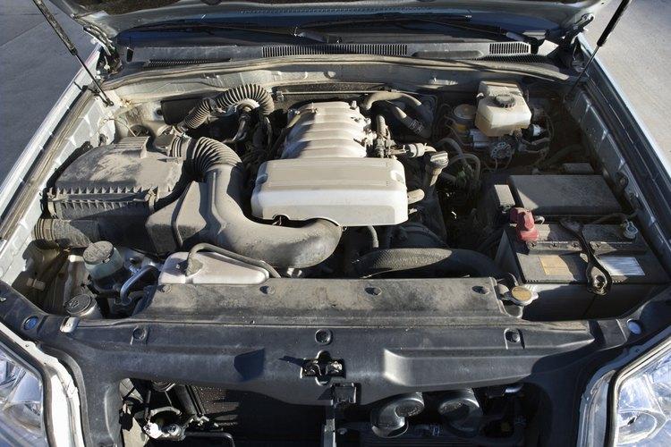 Aunque las tecnologías de los motores difieren, todos desarrollan energía.