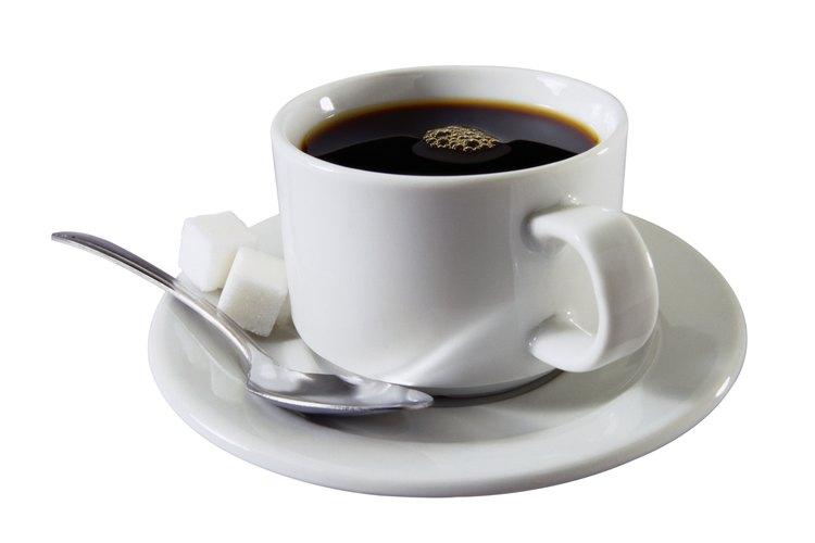 El consumo de cafeína debería limitarse.