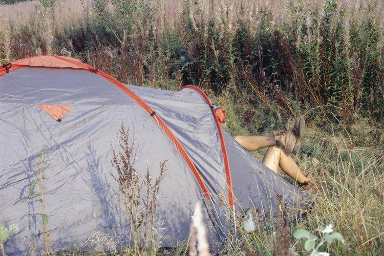 No es difícil mantenerse fresco cuando acampas, sólo debes planificar por adelantado.
