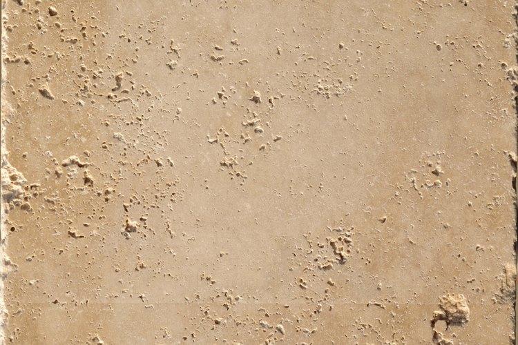 Textura de piedra caliza.