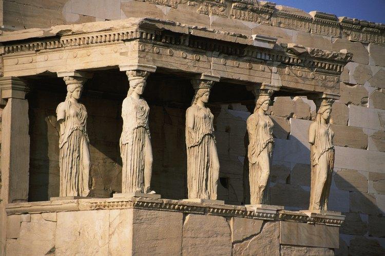 La Grecia clásica es fuente de leyendas y pasiones.