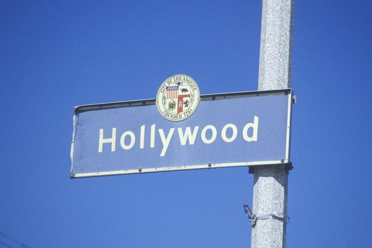 Obtener un trabajo en Hollywood es un reto único, basado en una cultura única.