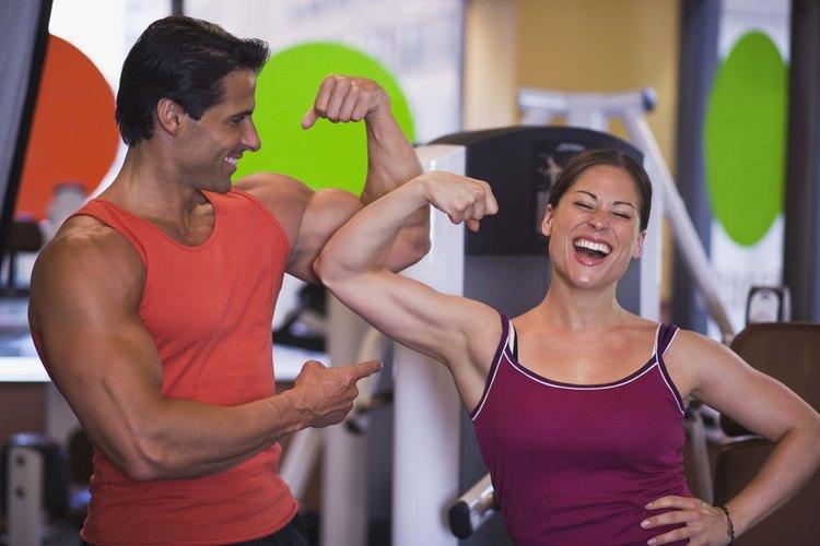La razón principal para ir al gimnasio es para hacer ejercicio.
