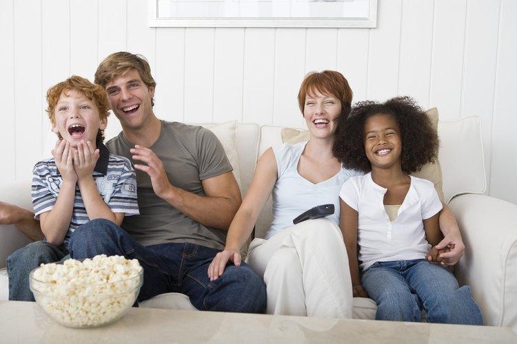 Ser una familia transracial trae alegrías y dificultades.