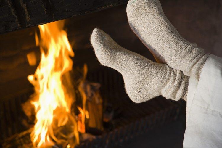 El algodón es una fibra cálida, cómoda, y puede absorber una buena cantidad de sudor.