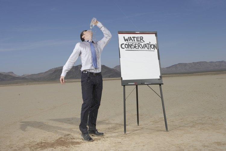 Difunde tus ideas acerca de la conservación del agua.