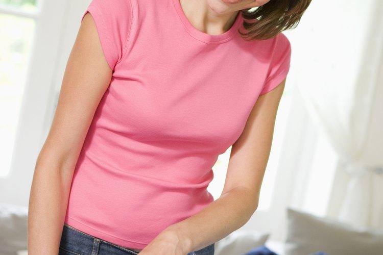 El almidón ayuda a la ropa a mantener su forma y a verse lo mejor posible.