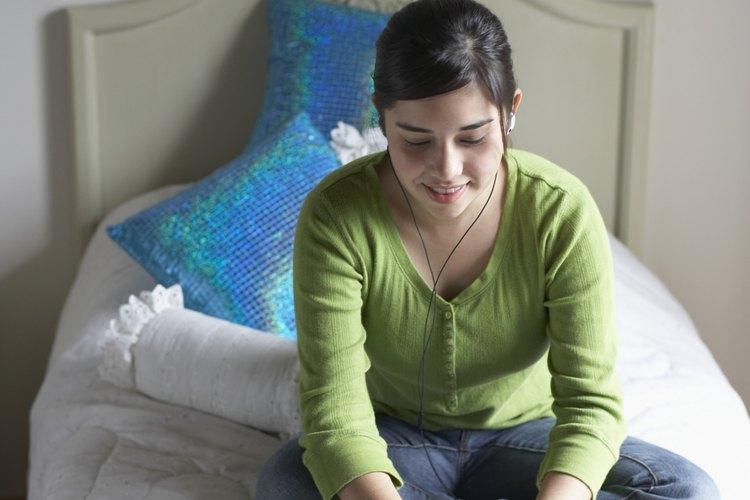 Las sábanas individuales estándar están hechas para calzar en las camas individuales.