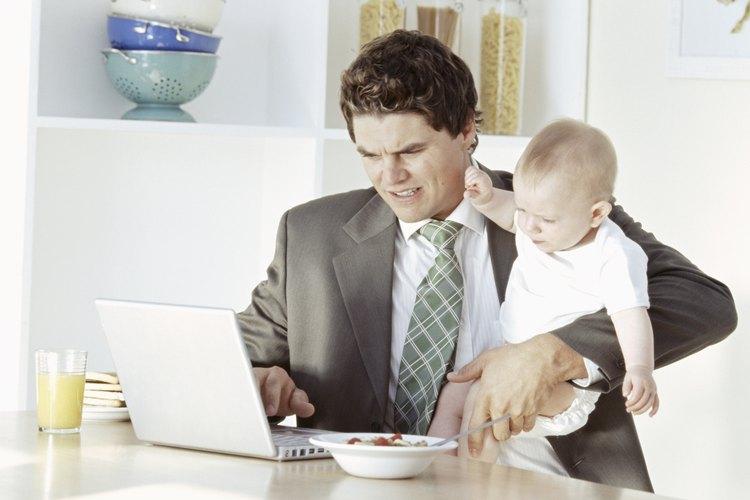 El uso excesivo de computadoras provocará que una persona sufra de estrés, ya que estará evitando sus responsabilidades.