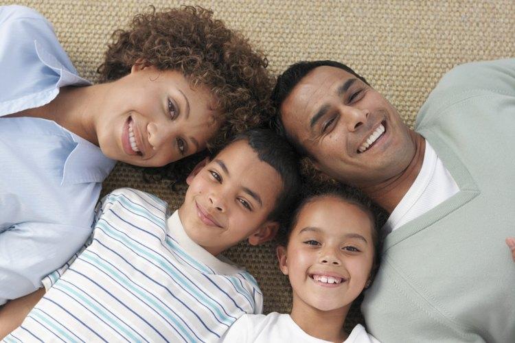 Una bandera familiar es una forma visual de recordarte cuáles son sus metas.