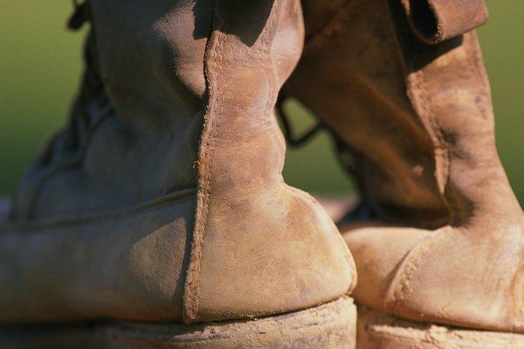 Un par de botas de calidad evitará que te duelan los pies.