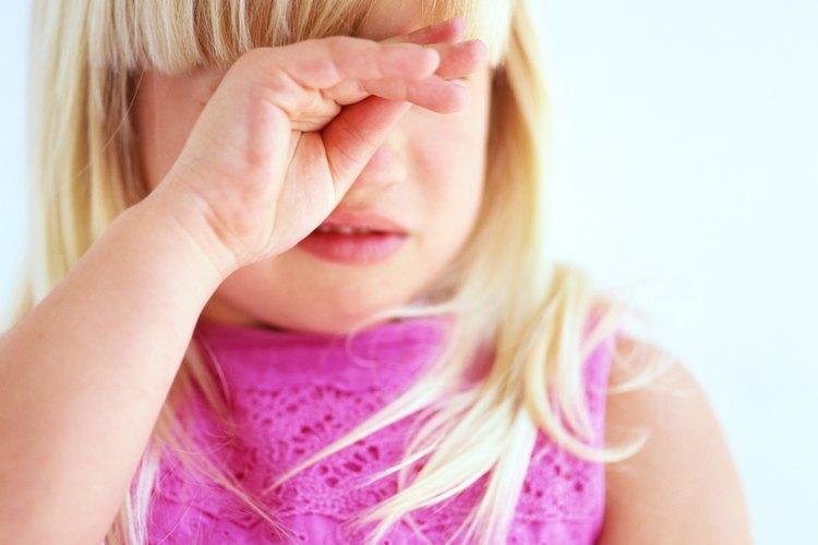 Un niño que llora puede ser consolado con algunas técnicas simples.