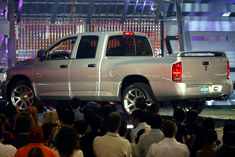 La Ram 2005 tiene bastantes opciones disponibles para adaptarse a casi cualquier comprador de camión.