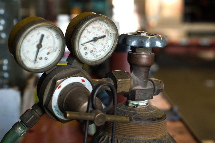 Los compresores pueden ejecutarse en tandem para un flujo de aire más consistente.