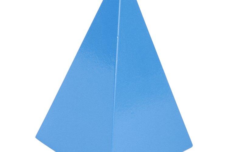 No hay pruebas científicas que determinen las pirámides tienen poder.