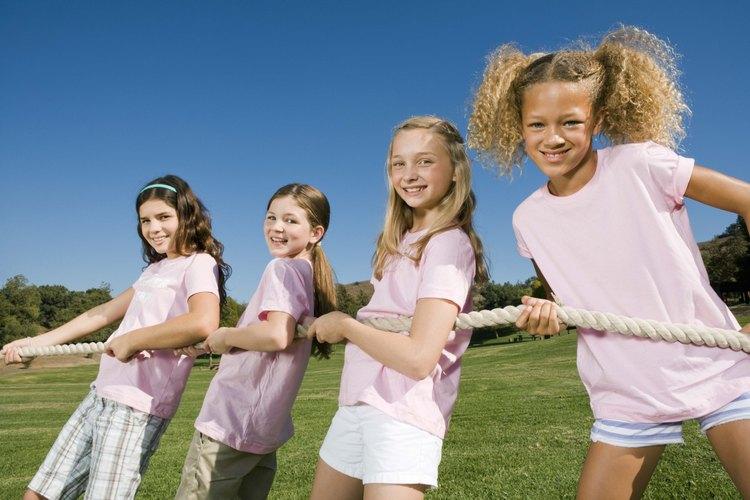Realiza actividades para fomentar la confianza de equipo.