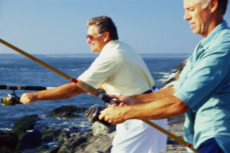 Adquiere una licencia de pesca apropiada.