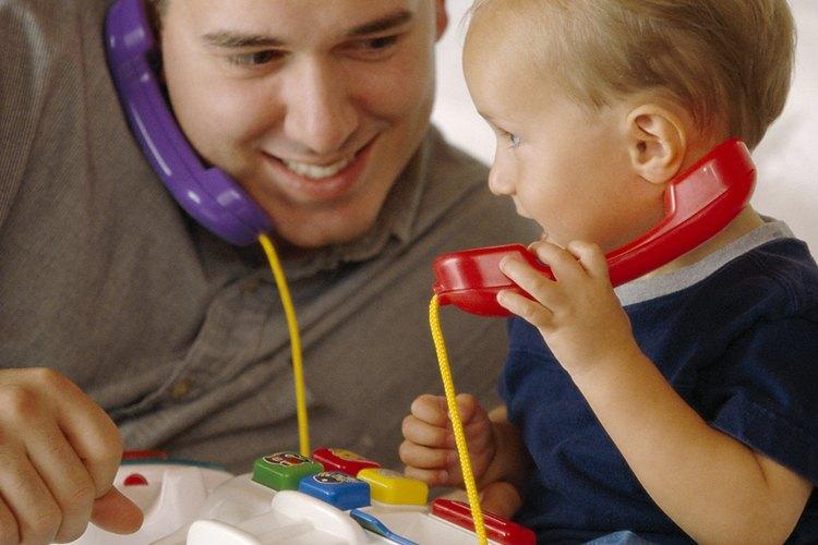 El comportamiento de los niños pequeños en público refleja lo que el niño aprende en casa.