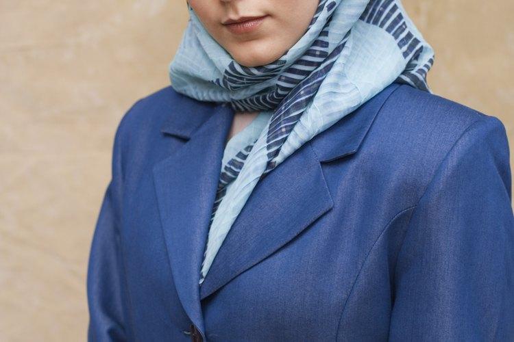 El velo es una expresión y un recordatorio de la modestia de las mujeres musulmanas.