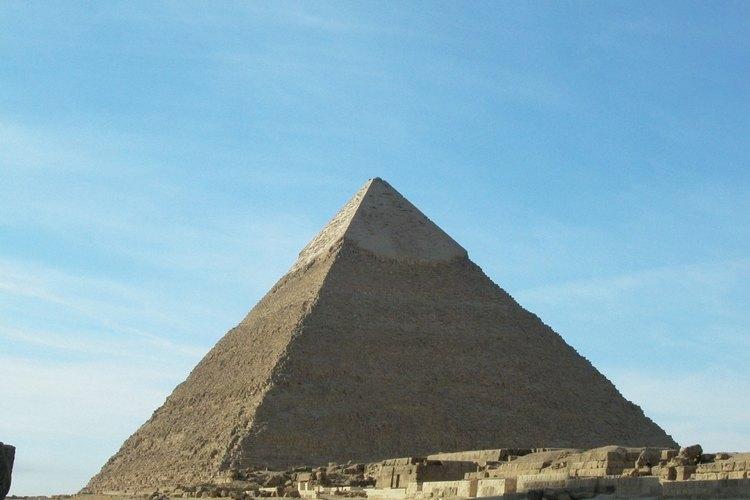 No se sabe con exactitud cuántas pirámides existen en todo el mundo.