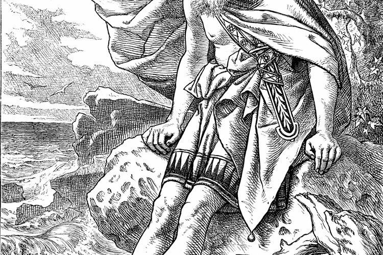 """""""La Odisea"""" de Homero es un ejemplo de estilo narrativo circular."""