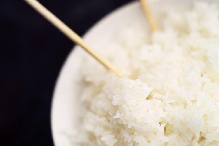 Almacena adecuadamente el arroz para evitar que se eche a perder.