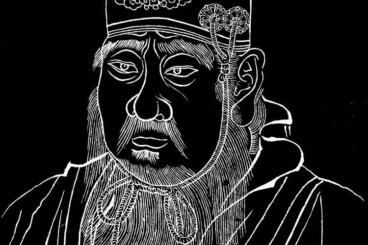 Las imágenes de Confucio decoran los primeros templos de esta filosofía.