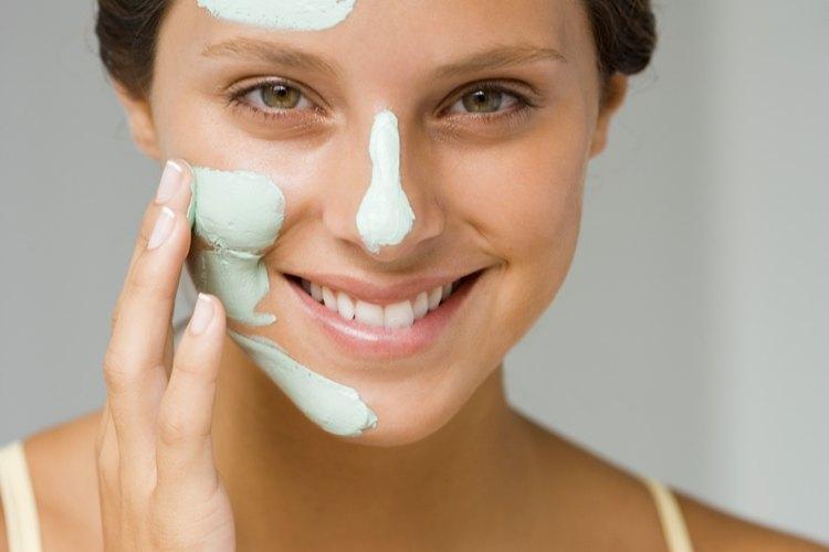 Las verrugas faciales se pueden tratar fácilmente en casa.