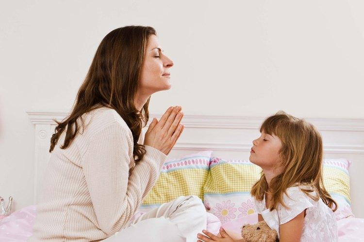 Las oraciones pueden fortalecer a una familia en crisis y darle esperanza.