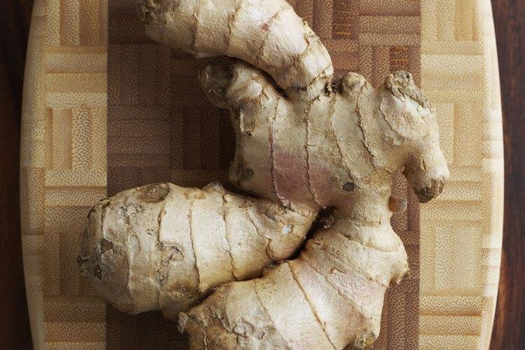 El jengibre, dulce y a la vez amargo, picante pero suave, tiene una placentera contradicción de sabores.