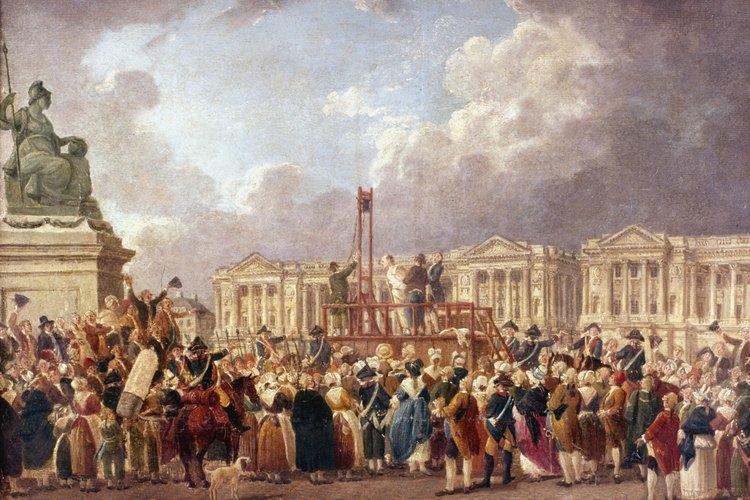 La Revolución Francesa ayudó a expandir la cocina francesa al mundo.