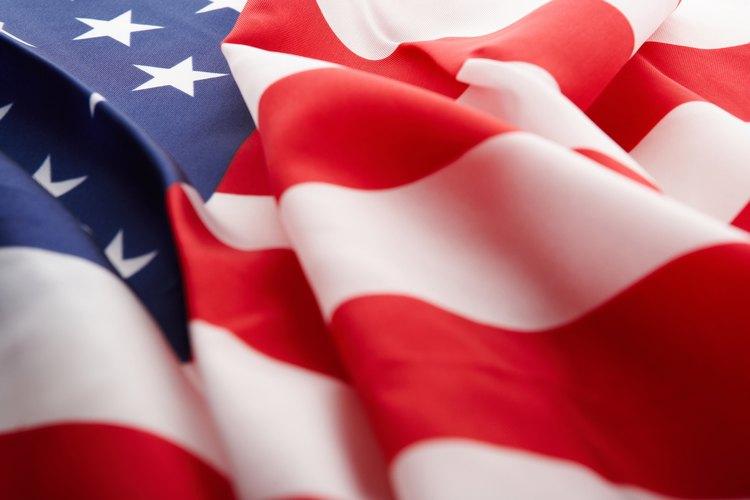 La bandera de los Estados Unidos está llena de simbolismo.