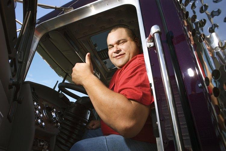 Los camioneros necesitan unos elementos concretos para hacer su trabajo cómodo.