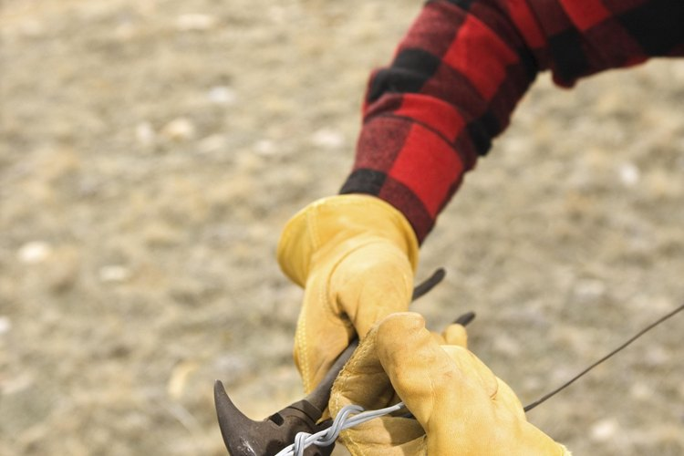 Algunos consejos pueden ayudarte a construir una mejor cercas de alambre de púas.