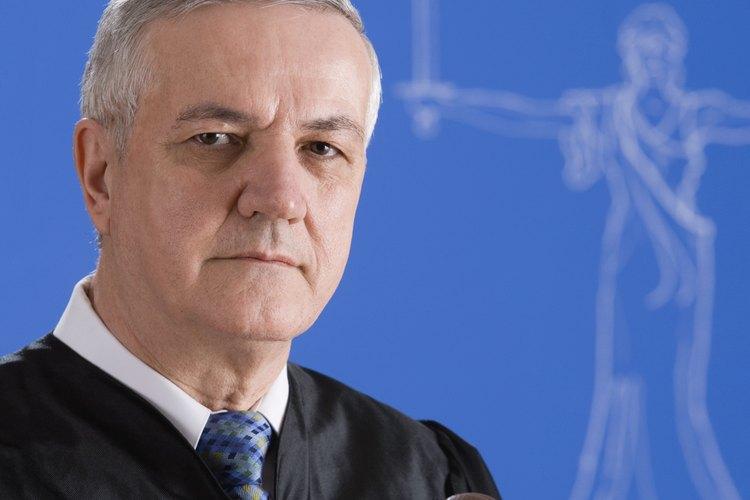 El poder judicial interpreta las leyes.
