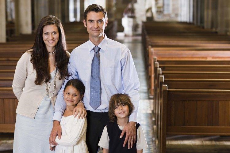 Las familias con diferentes bases doctrinales necesitan unidad para criar a los niños.