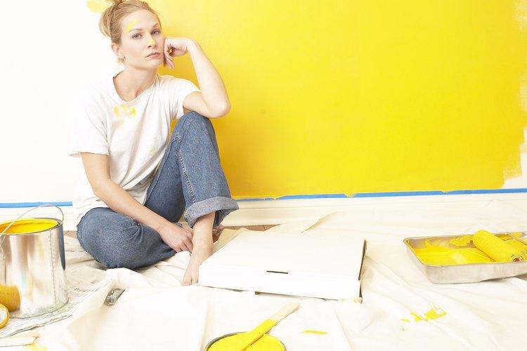 Diferentes áreas de tu casa requieren diferentes tipos de pinturas y acabados para optimizar el potencial de las pinturas.