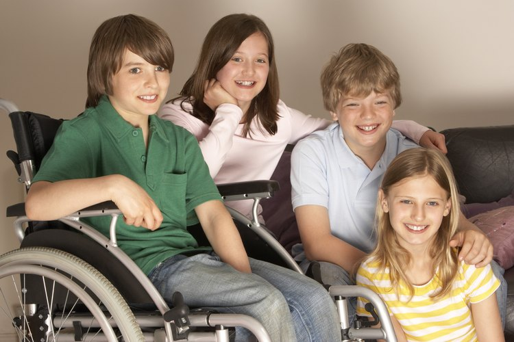 Los niños discapacitados pueden disfrutar de decenas de actividades.