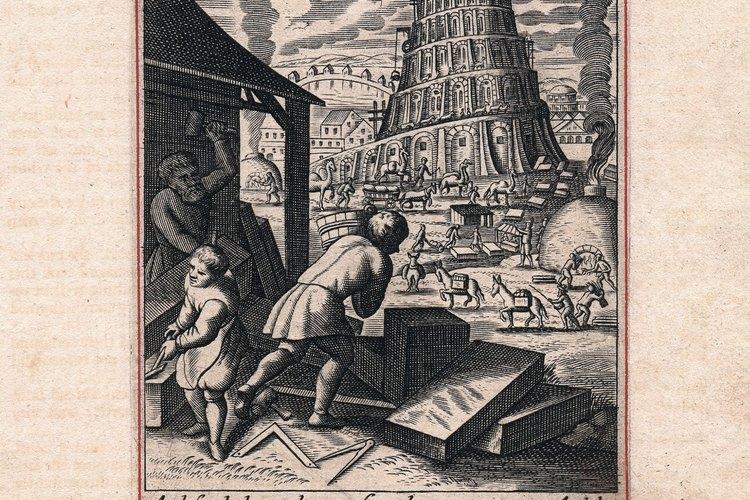 Los mesopotámicos consideraban sus templos, o zigurats, conexiones entre el cielo y la tierra.