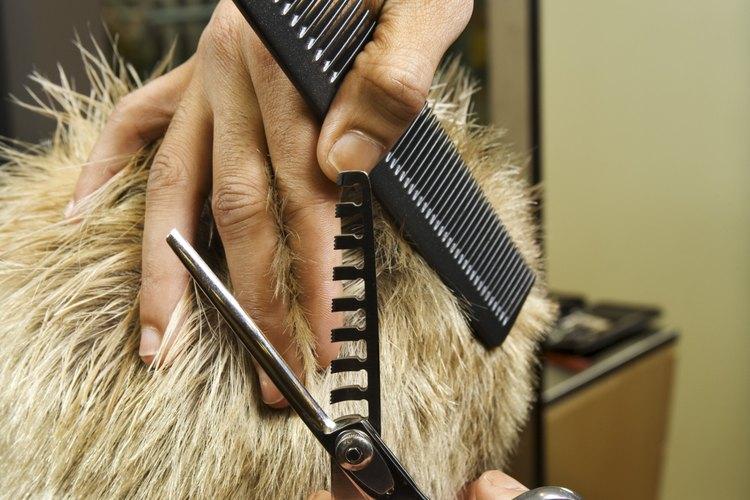 Aprende a realizar un corte de cabello de hombre