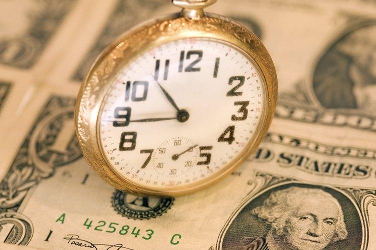 Descubre cómo averiguar el valor de un reloj de bolsillo antiguo.