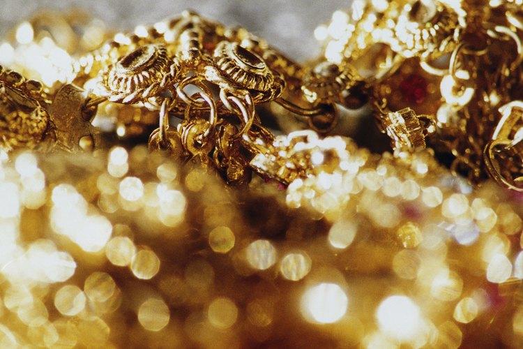 Joyería de oro.