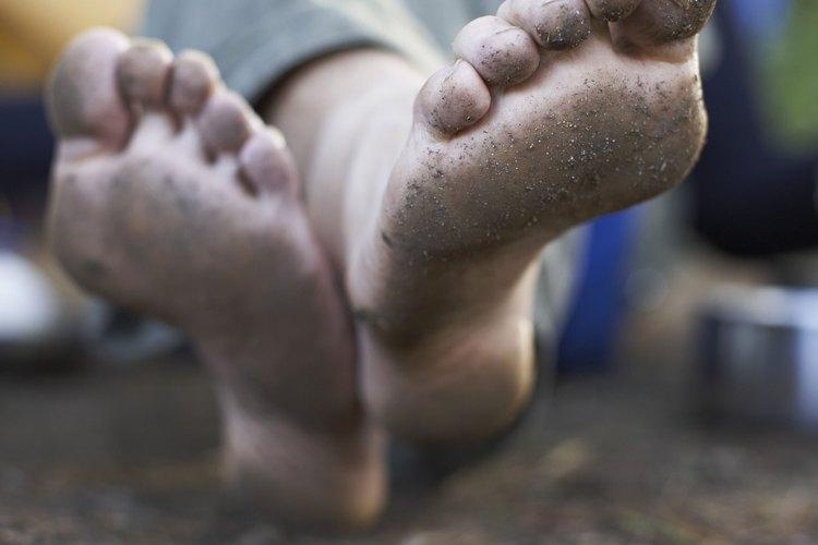 La suciedad de los pies en el tiempo de verano requieren de un cuidado extra.