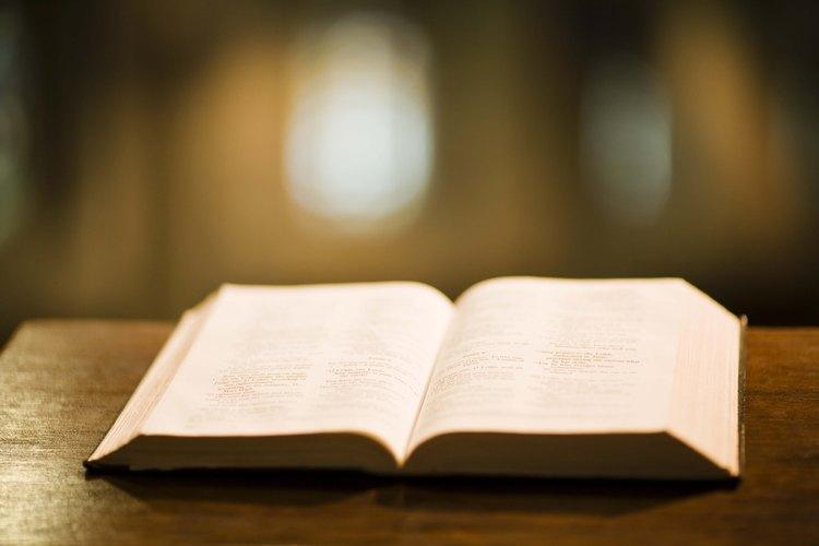 Las historias de la Biblia se pueden incorporar en los juegos.