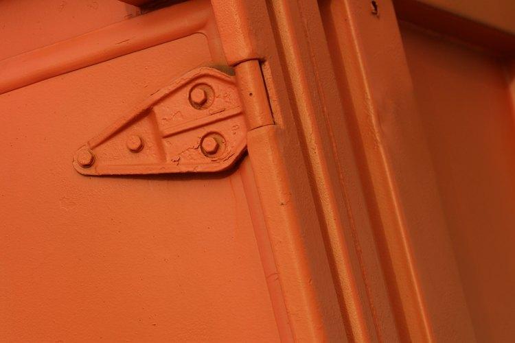 Pivote de la puerta.