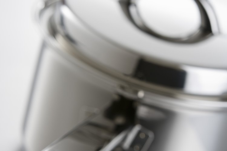 El acero inoxidable es uno de los favoritos entre los cocineros.