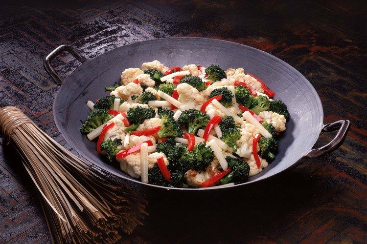 Un wok es un tipo especial de herramienta de cocina.