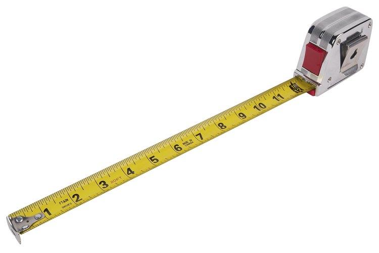 Tóma las medidas acertadas del área de trabajo antes de armar tu estimación.